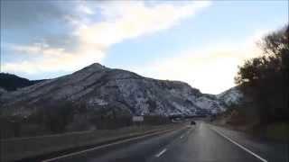 Colorado 93 - Downtown Golden to Boulder