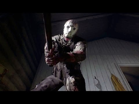 FRIDAY THE 13th The Game - Jason Trailer (PS4 / Xbox One)