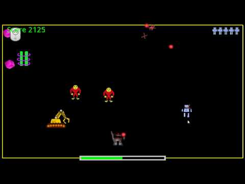 Video of Run Robot Ron Pro