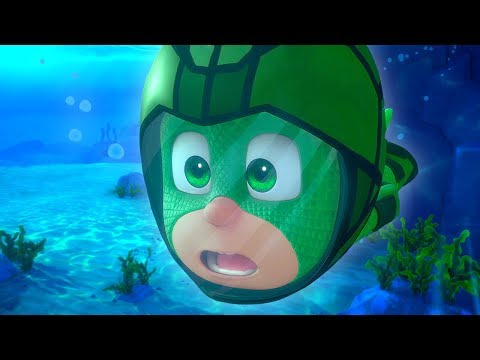Pj Masks Season 2 💧pj Masks Go Underwater💧pj Masks 2019 | 4k Hd | Pj Masks Official