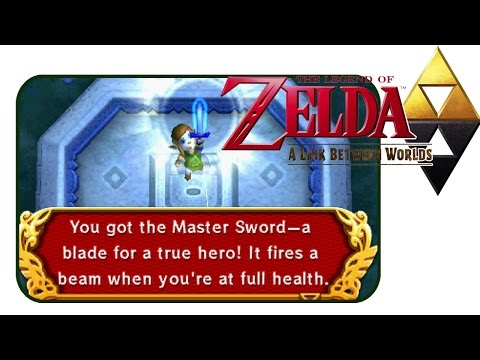 OF - Subscribe to never miss any of my videos: http://bit.ly/subSlyfox Watch from Ep.1 :http://bit.ly/ZeldaLBW The Legend of Zelda: A Link Between Worlds, known i...