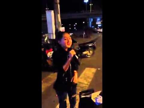 Em gái Tây Ninh hát bài Áo Mới Cà Mau