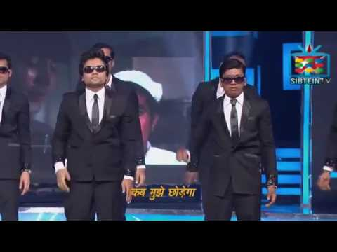 Chavat Boys  Last Performance India's Dancing SuperStar 8th June 2013