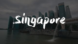 FIRST DAY IN SINGAPORE