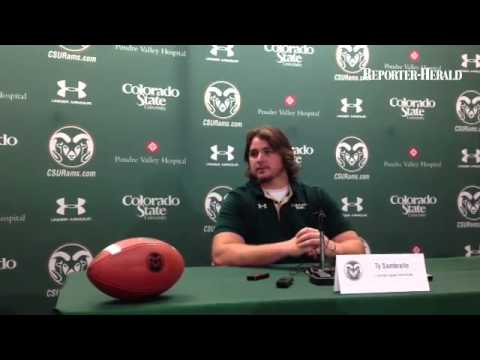 Ty Sambrailo Interview 9/22/2014 video.