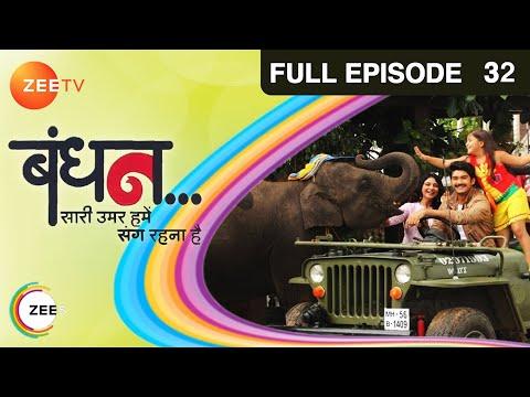 Video Bandhan Saari Umar Humein Sang Rehna Hai - Episode 32 - October 29, 2014 download in MP3, 3GP, MP4, WEBM, AVI, FLV January 2017