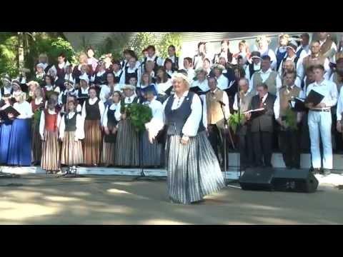 Burtnieku novada dziesmu un deju svētki