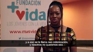 El 25 de marzo de 2017 tuvo lugar en Madrid, organizado por la Fundación +Vida, el Primer Congreso Internacional de Jóvenes por la Vida y la Libertad, en el que intervinieron jóvenes provenientes de diversos países del mundo comprometidos en la lucha contra el aborto. http://www.religionenlibertad.com