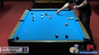 Final: 2014 API 8 Ball Open Championship