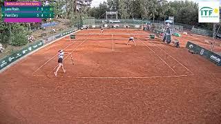 Kurt 1_19.6.2019 ITF Macha Lake Open W60+H Staré Splavy