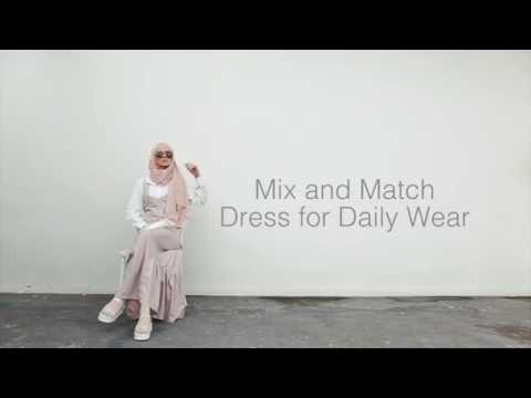 Phối đồ phong cách thường ngày - Mix and Match Dress for Daily Wear