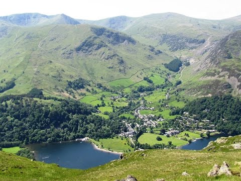 Patterdale   Place Fell   Ullswater round | cumbria  Walks