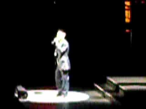 David Archuleta- Philly Concert- Talking in-between songs