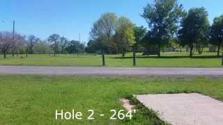 Smithville (TX) United States  city photos : Riverbend Park Disc Golf Course - Smithville, Texas