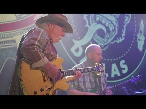 Jimmy Wallace's Guitar Army with Paul Reed Smith & Boscoe France -
