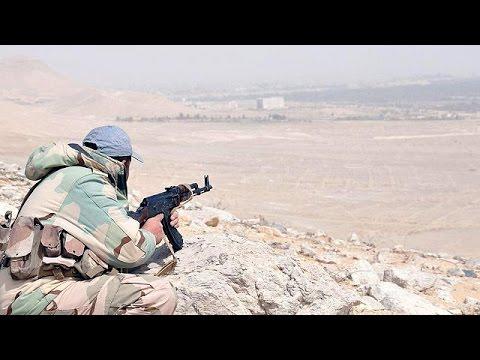 Συρία: Προελαύνουν στην Παλμύρα οι δυνάμεις του Άσαντ