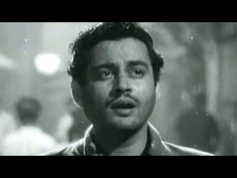 Jinhen Naaz Hai Hind Par - Guru Dutt, Mohammed Rafi, Pyaasa Song