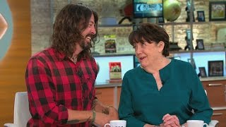 <b>Dave Grohl</b> And His Mother Talk New Book About Raising Rock Stars