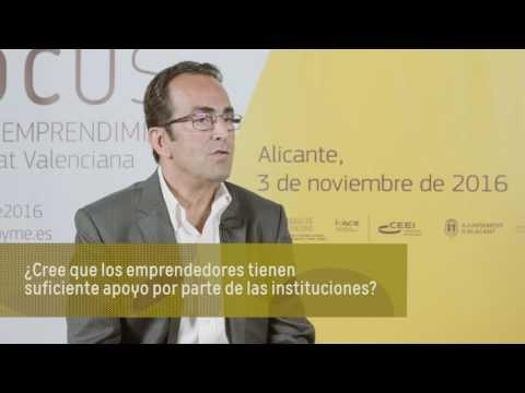Entrevista a Jose María Gómez Gras. Director Informe GEM Comunidad Valenciana[;;;][;;;]