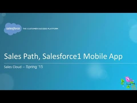Spring '15 - Sales Cloud Enhancements