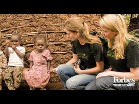 Lauren Bush: Fashion Model to Social Entrepreneur