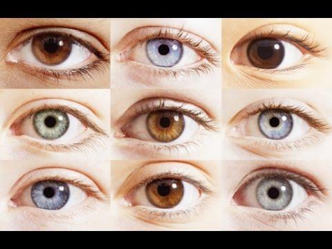 il significato del colore degli occhi