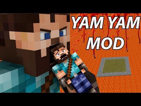 YAM YAM MOD!! ( YENİ SERİ ) | Minecraft YAM YAM MOD #1