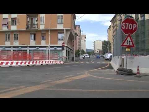 Tramvia Firenze, cambia la circolazione in via di Novoli