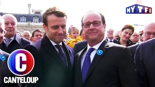 "Video François Hollande chante Magic System : ""Chômage in the air"" - C'est Canteloup du 09 Mai 2017 MP3, 3GP, MP4, WEBM, AVI, FLV Juli 2017"