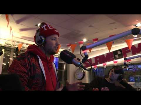 Kraantje Pappie & Jiggy Djé (LIVE) | Bij Igmar