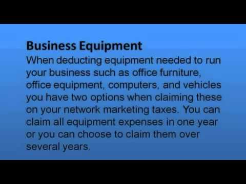 "Tax Benefits of owning a Business – ""fiscal cliff"" guide"