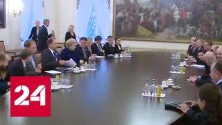 Руководители НАТО раздали директивы своим подчиненным из Прибалтики и Грузии
