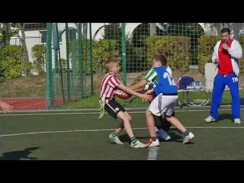 Innowacyjne zajęcia na orliku: Rugby Tag - zasady