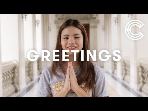 Greetings From Around the World