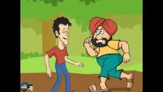 Singh Vs King A Latest Comedy Jokes Of Santa Singh