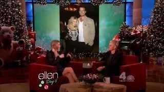 """Fergie on """"Ellen DeGenres Show"""""""