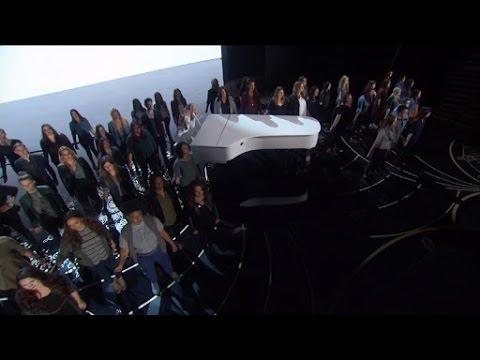 Lady Gaga's Powerful Oscars Performance With Rape Survivors Brings Everyone To Tears (VIDEO)