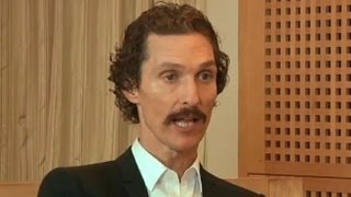 Video Matthew McConaughey Weight Loss Interview 2012: Actor Lost 1/4 of Body Weight MP3, 3GP, MP4, WEBM, AVI, FLV April 2018