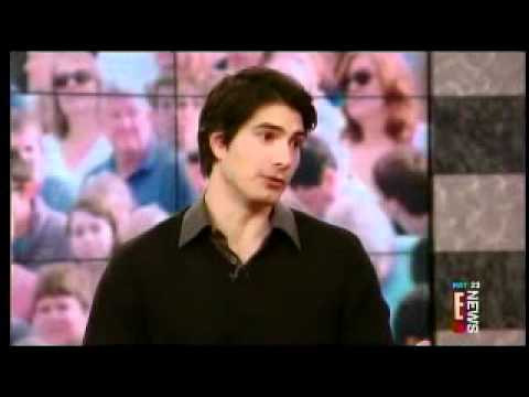 E! News Interview with Crooked Arrows Star, Brandon Routh