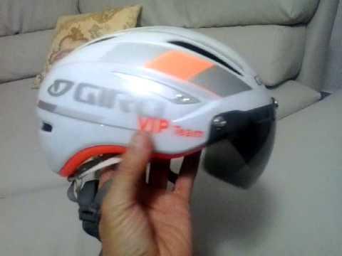 Casco bicicletta   : giro air attack shield 2014.