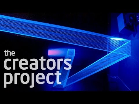 Incredible Light Art | Kinetica Art Fair 2013