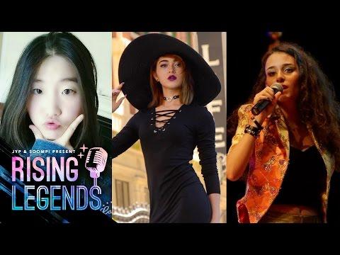 Meet the Finalists of JYP x Soompi Rising Legends