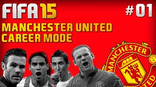 Video FIFA 15 Career Mode - Manchester United #1 - Building The Next Generation (FIFA 15 Gameplay) MP3, 3GP, MP4, WEBM, AVI, FLV Desember 2017