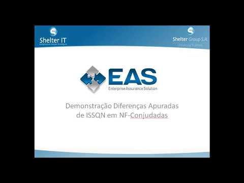 EAS - Diferencas Apuradas ISSQN NF Conjugada