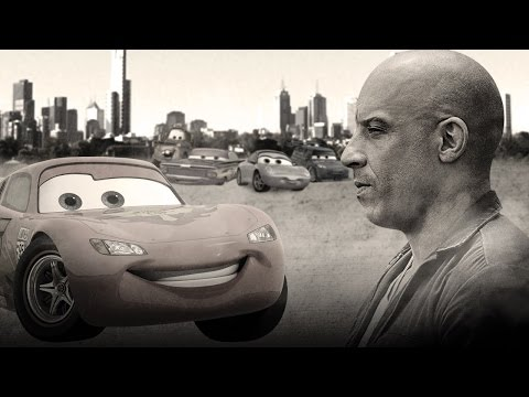 What if Pixar Made Furious 7  IGN Original