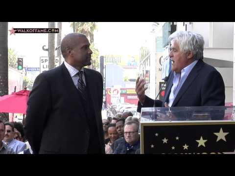 Tavis Smiley Walk of Fame Ceremony