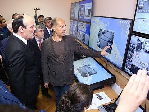 ЦАФАП реального времени показали президенту Дагестана.
