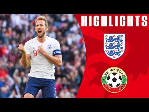 England vs Bulgaria 4−0 FT - All Gоals & Extеndеd Hіghlіghts - 2019