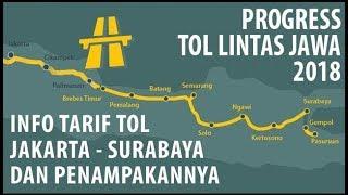 Video PROGRESS TOL TRANS JAWA 2018: TARIF & WUJUD TOL JAKARTA-SURABAYA MP3, 3GP, MP4, WEBM, AVI, FLV Oktober 2018
