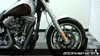 8. 2014 Harley Davidson FXDL - 103 Dyna Low Rider - Dream Ma...